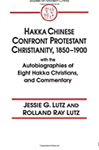 Hakka Chinese Confront Protestant…