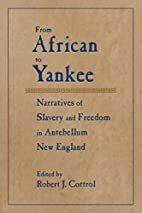 From African to Yankee: Narratives of…