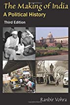 The Making of India: A Political History by…