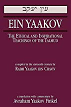 Ein Yaakov: The Ethical and Inspirational…