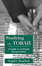 Studying the Torah: A Guide to in-Depth…