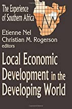 Local Economic Development in the Changing…