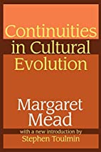 Continuities in cultural evolution by…
