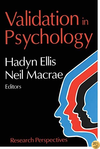 Validation in Psychology: Research Perspectives