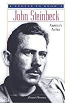John Steinbeck: America's Author (People to…