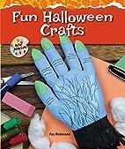 Fun Halloween crafts by Fay Robinson