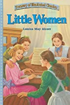 Little Women [adapted - Treasury of…