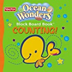 Oceans Wonders Block Board Book Counting by…