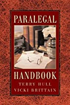The Paralegal Handbook (Paralegal Series) by…