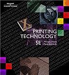 Printing Technology by J. Michael Adams