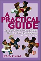 Practical Guide to Solving Preschool…