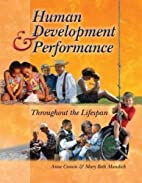 Human Development and Performance Throughout…