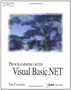 Programming With Visual Basic.NET (.Net…