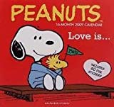 Schulz, Charles M.: Peanuts Love Is... Calendar with Sticker(s) (Multilingual Edition)