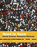 McIntyre, Lisa J.: Need to Know: Social Science Research Methods