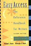Keene, Michael L.: Easy Access: The Reference Handbook for Writers