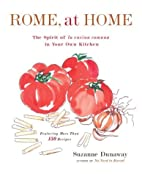Rome, At Home: The Spirit of La Cucina…