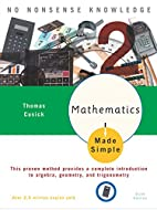 Mathematics Made Simple: Sixth Edition by…