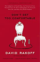 Don't Get Too Comfortable: The…