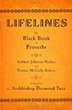 Lifelines: The Black Book of Proverbs by…