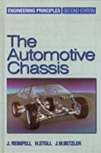 The Automotive Chassis: Engineering…