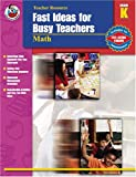 Not Available: Fast Ideas for Busy Teachers Math, Grade K