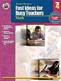 Armstrong, Linda: Fast Ideas for Busy Teachers: Math, Grade 4