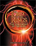 [???]: The Lord of the Rings 2001-2002 Student Planner Calendar: The Fellowship of the Ring