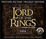 Lord of the Rings Trilogy Edition Daily 2006 Calendar