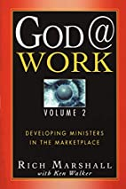 God @ Work: Developing Ministers in the…