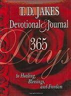 T.D. Jakes Devotional & Journal by T. D.…