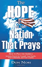 The Hope of the Nation That Prays by Nori…