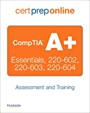 Brooks, Charles: CompTIA A+ Cert Prep Online, Retail Packaged Version