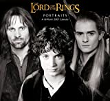 Not Available: Lord of the Rings Portraits 2007 Calendar