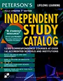 [???]: Peterson's the Independent Study Catalog