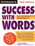 Carris, Joan Davenport: Success With Words