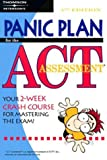 [???]: Panic Plan for the Act Assessment