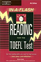 In-a-Flash: Reading for the TOEFL Exam…