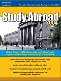 Peterson's Guides Staff: Study Abroad 2004