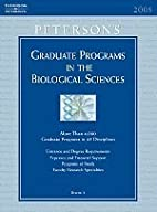 Peterson's Graduate Programs in the…