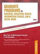 Graduate Programs in Business, Education,…