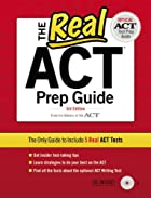 The Real ACT (CD) 3rd Edition (Real Act Prep…