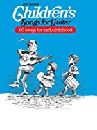 Children's Songs for Guitar by Jerry Snyder