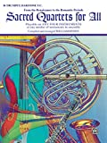 Ryden: Sacred Quartets for All: Bb Trumpet, Baritone T. C. (From the Renaissance to the Romantic Periods) (Sacred Instrumental Ensembles for All Instrumental Series)