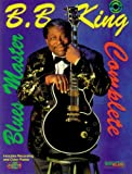 King, B. B.: Blues Master Complete (Book & 3 CDs)