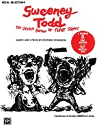 Sweeney Todd - Vocal Selections by Stephen…