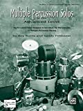 Burns: Multiple Percussion Solos (Adler's Percussion Solo)