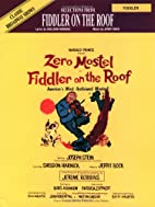 Selections from Fiddler on the Roof (Violin)…
