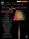 Ellington, Duke: The Music of Duke Ellington Plus One: Flute (Book & CD)