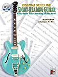 Stark, David: Essential Skills for Sight Reading Guitar / Book and (Guitar Masters)